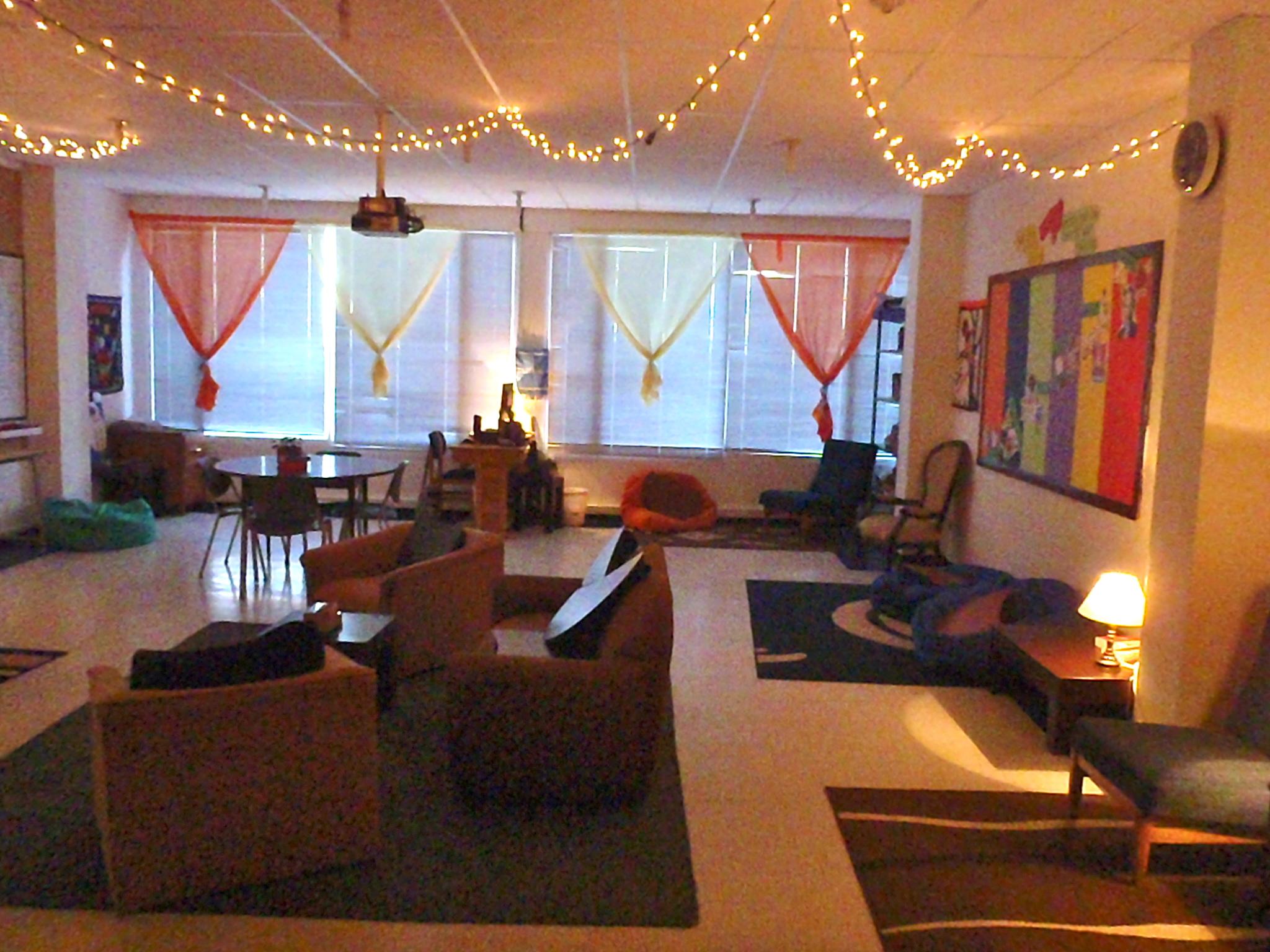 Zen Classroom Design : Employee lounge ideas